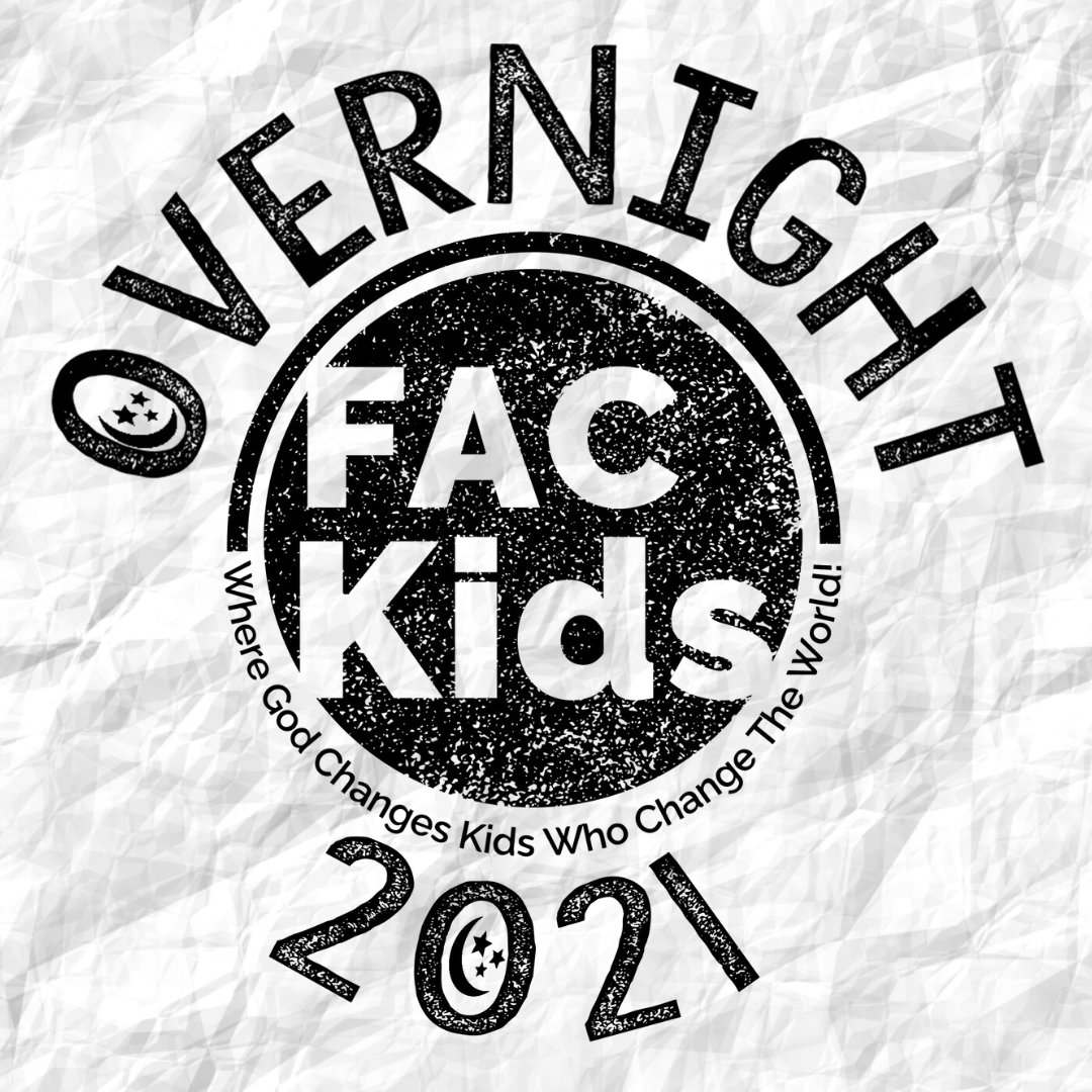 FAC Kids Overnight